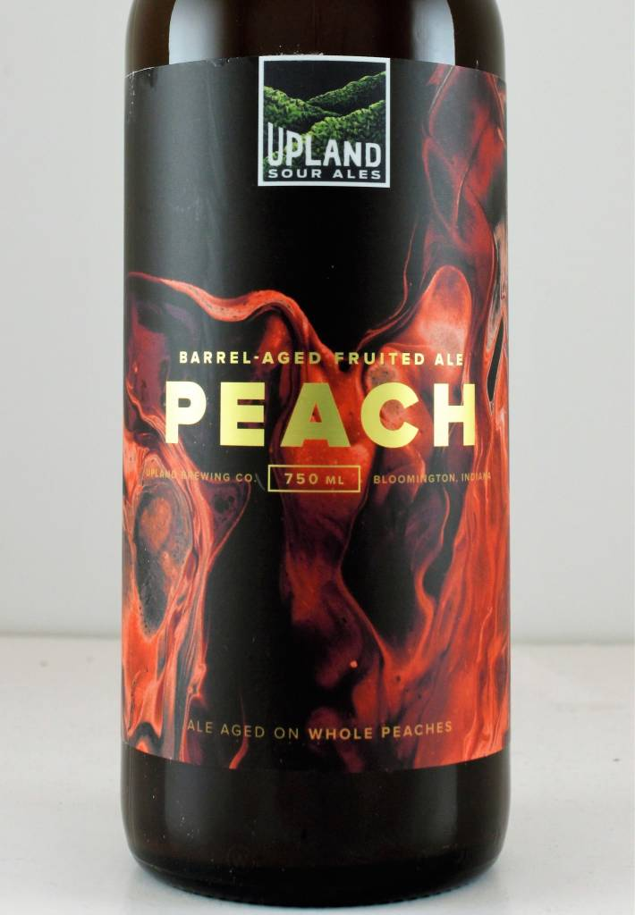Upland Barrel Aged Sour Peach