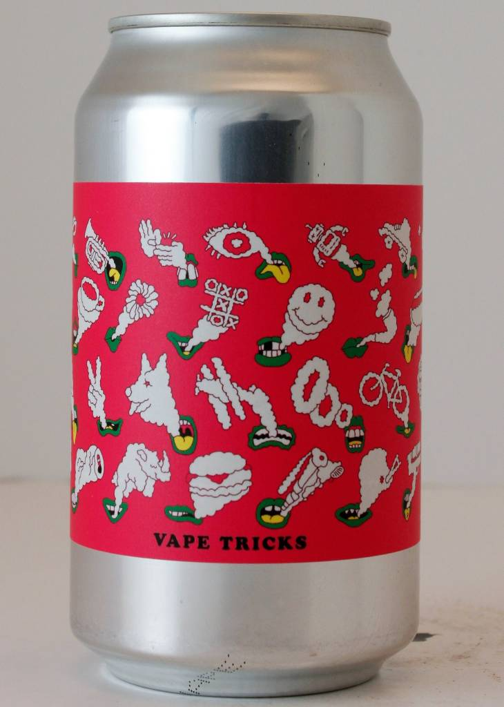 "Prairie Artisan Ales ""Vape Tricks"" Cherry Sour, Oklahoma - 12oz can"