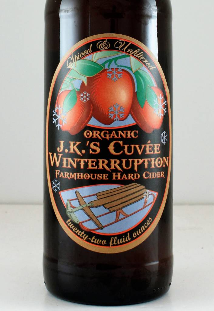 J.K.'s Winterruption Cider