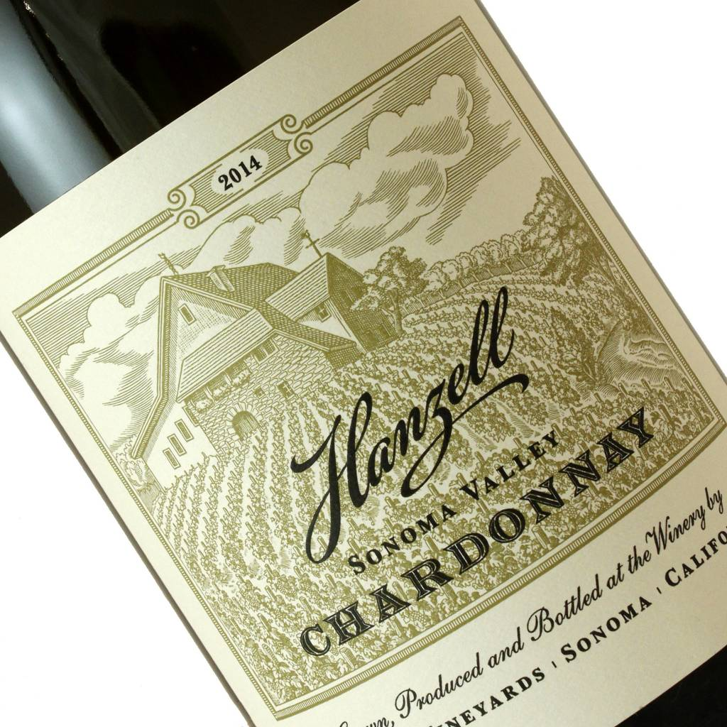 Hanzell 2014 Chardonnay, Sonoma Valley