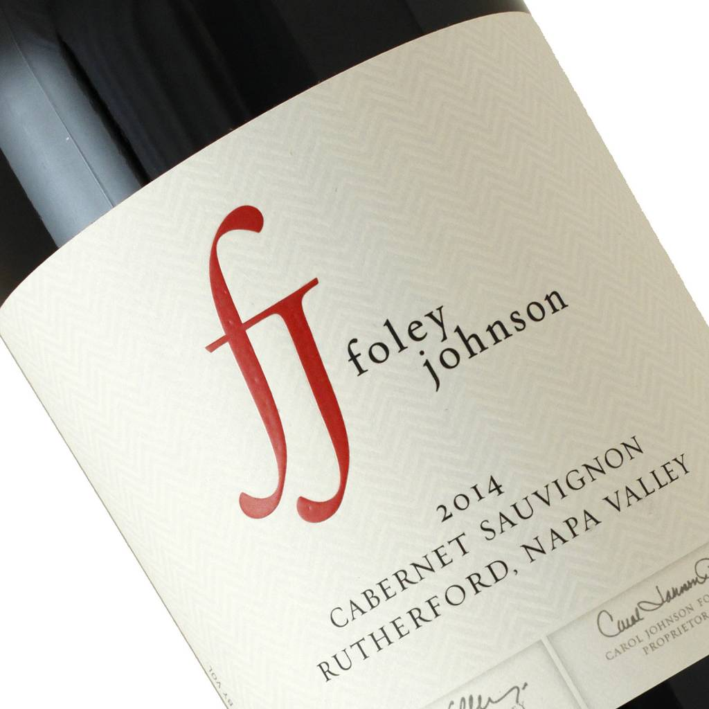 Foley Johnson 2014 Cabernet Sauvignon Rutherford, Napa Valley