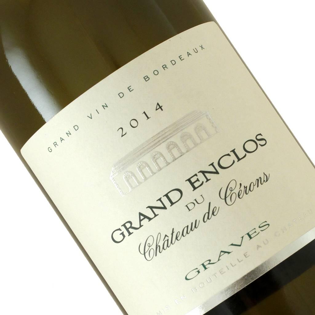 Chateau de Cerons 2014 Grand Enclos Graves Blanc, Bordeaux