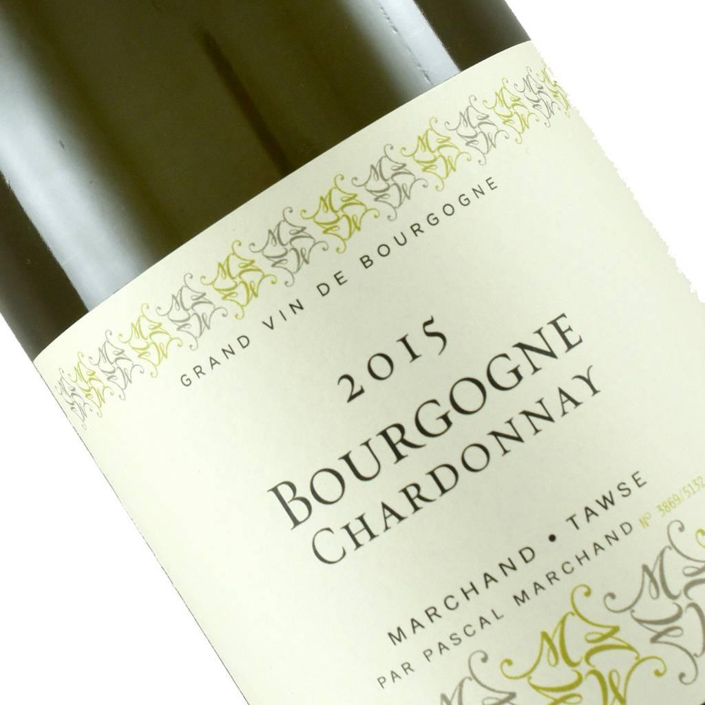 Marchand Tawse 2015 Bourgogne Chardonnay, Burgundy