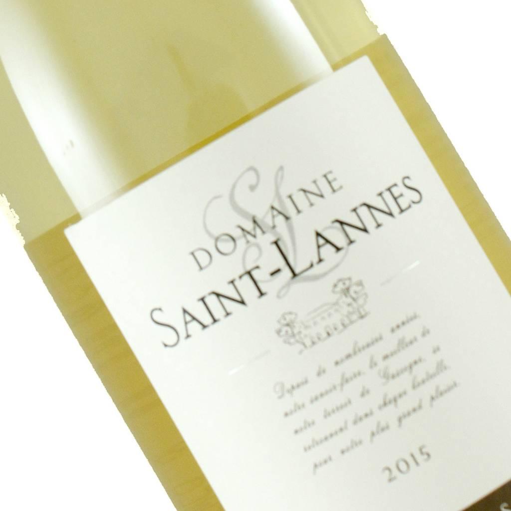 Saint-Lannes 2015 Cotes De Gascone Blanc