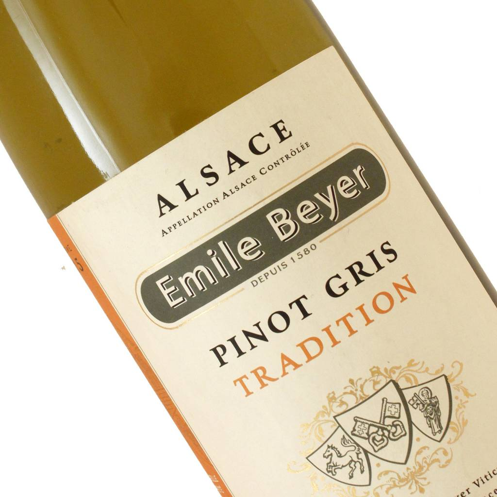 Emile Beyer 2015 Pinot Gris Tradition, Alsace