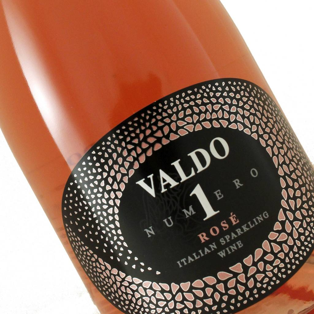 Valdo Numero Uno N.V. Italian Sparkling Rose