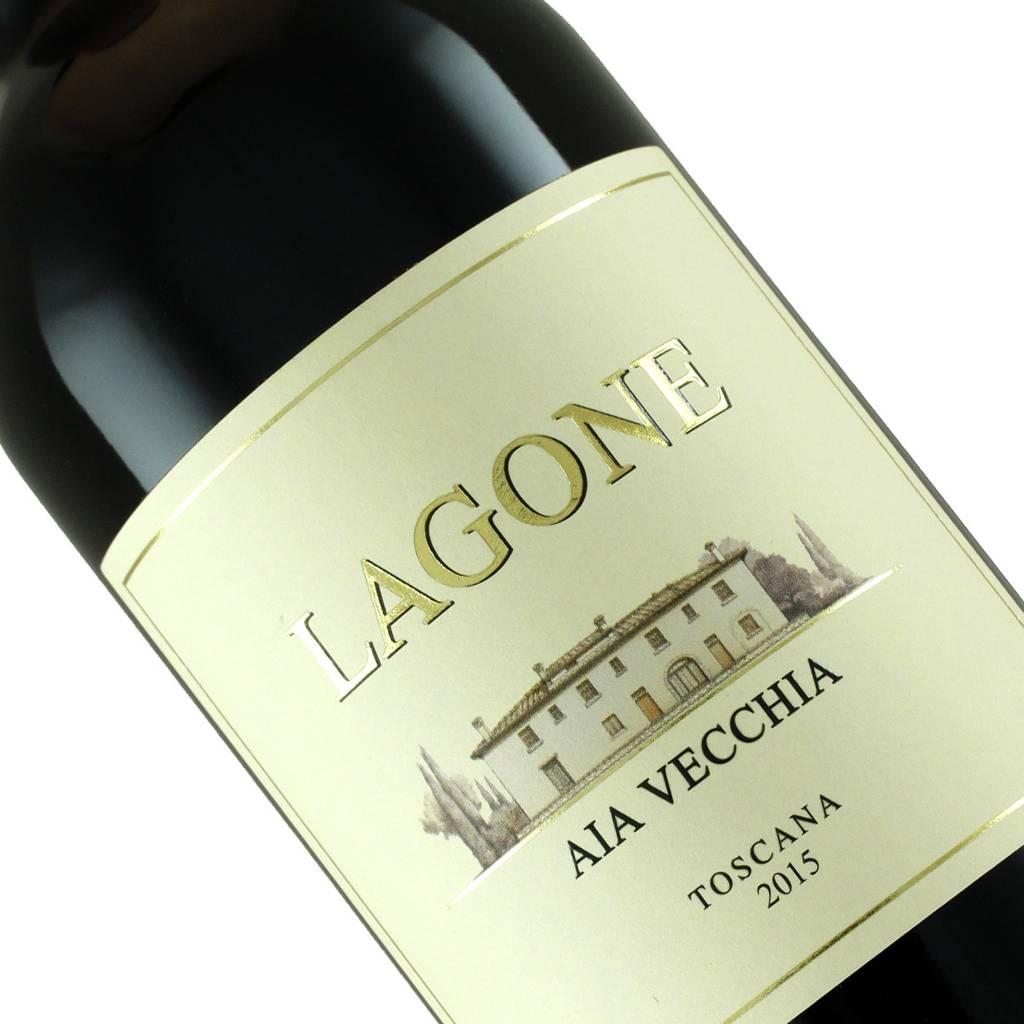 Aia Vecchia 2015 Lagone Toscana Rosso, Tuscany