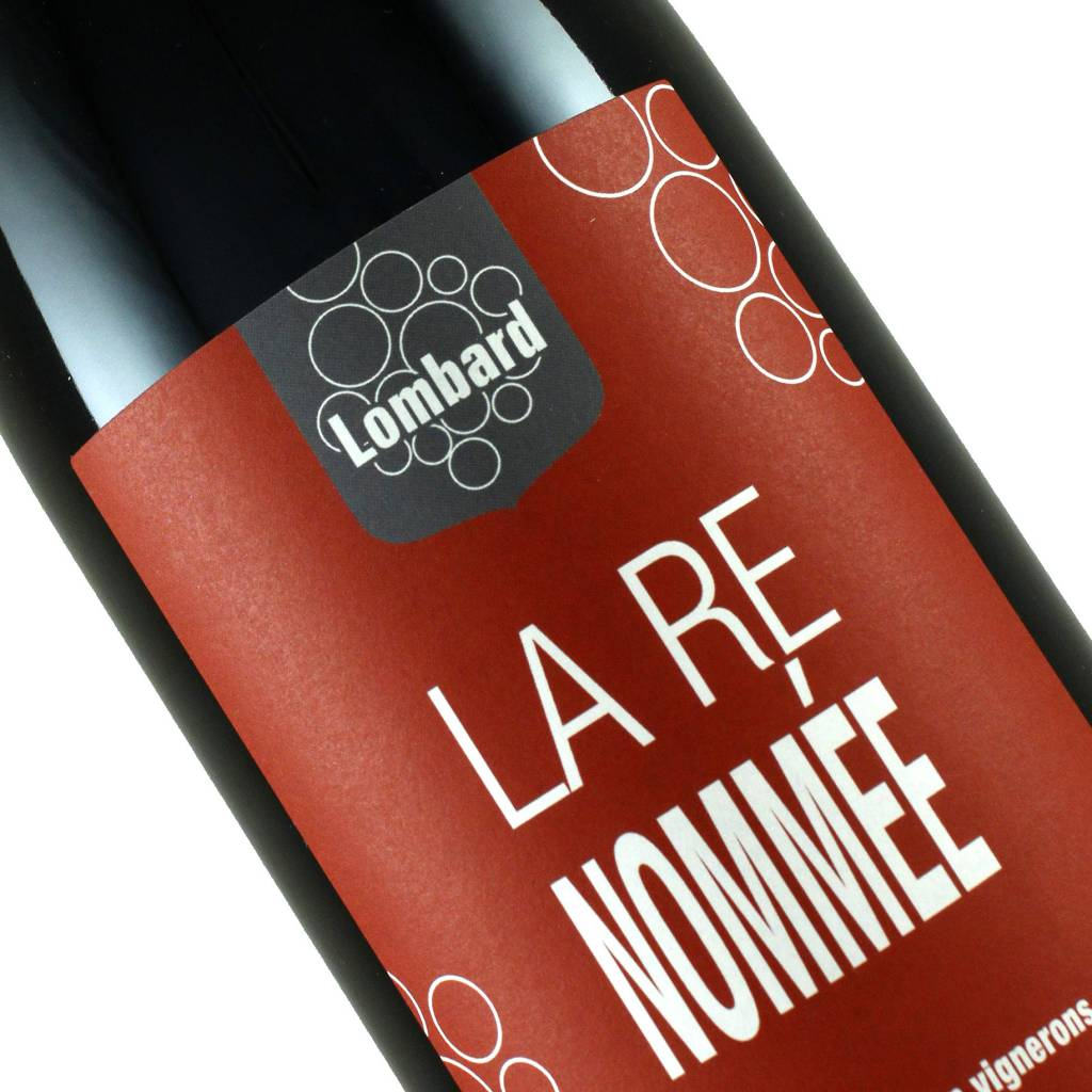 "Lombard 2015 Syrah ""La Re Nommee"""