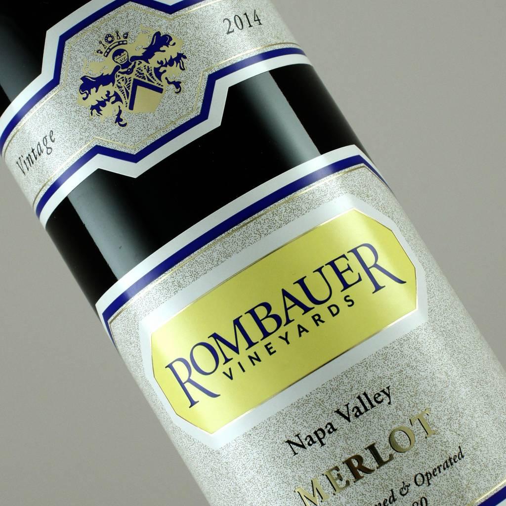 Rombauer 2014 Merlot Carneros