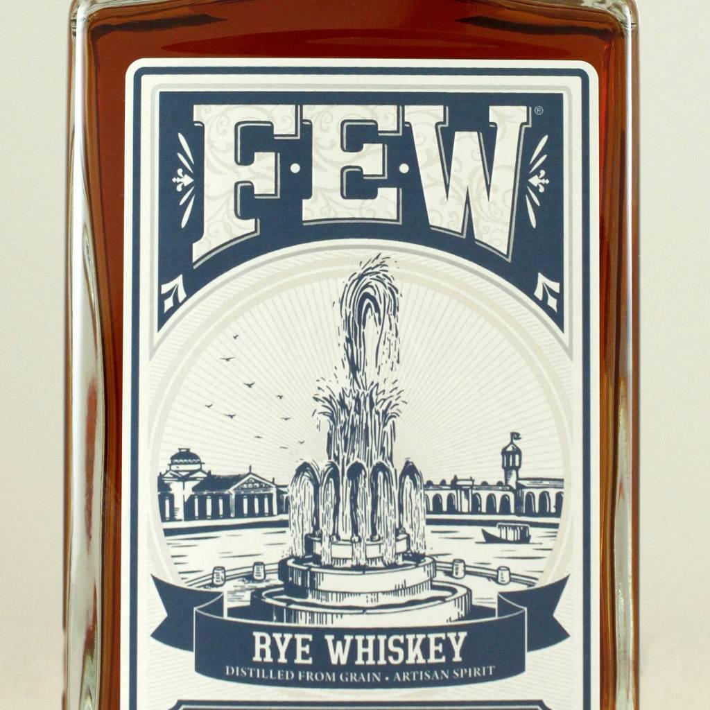 FEW Rye Whiskey, Evanston, Illinois