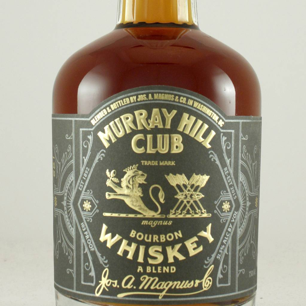 Magnus Murray Hill Club Bourbon Whiskey