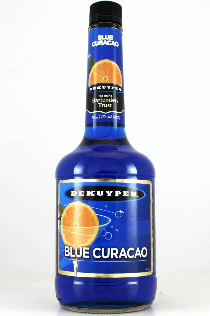 Dekuyper Blue Curacao, Kentucky