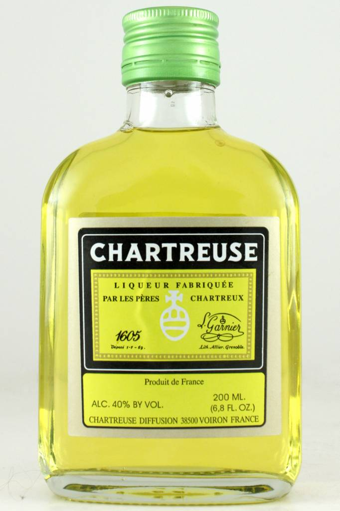 Chartreuse Yellow Liqueur, France 200ml