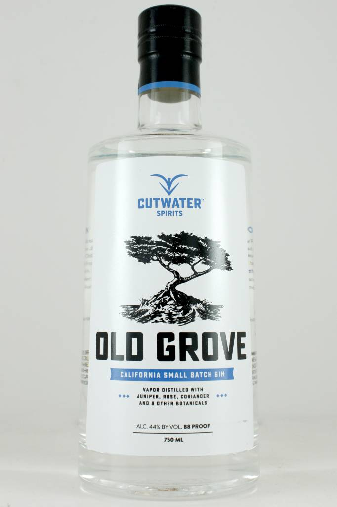 Cutwater Old Grove Gin, California