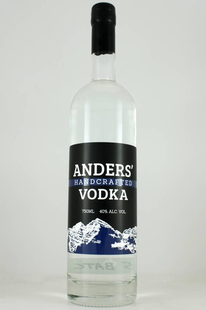 Anders' Handcrafted Vodka, Colorado