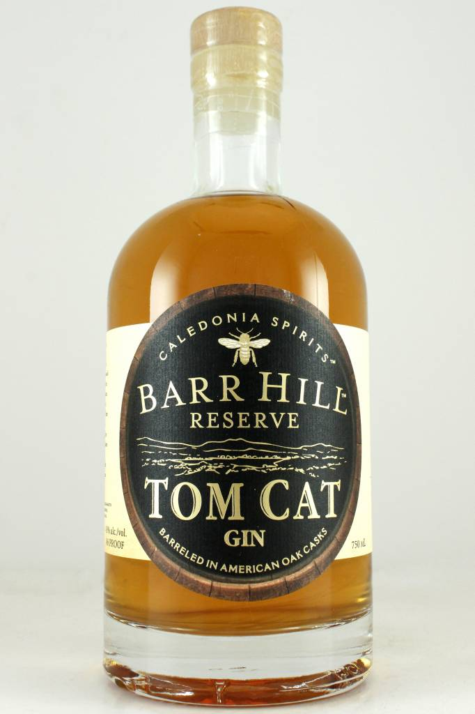 "Barr Hill Reserve ""Tom Cat"" Gin, Vermont"