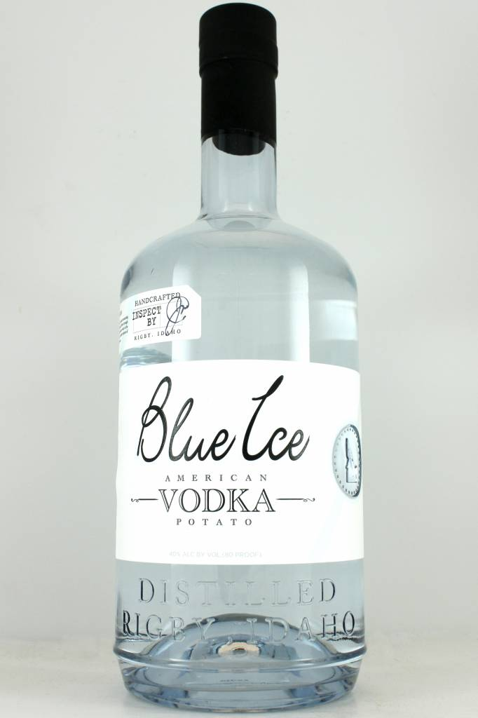 Blue Ice American Potato Vodka, USA -1.75 Ltr