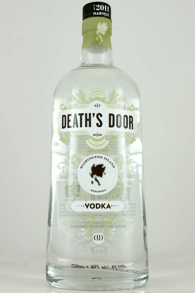 Death's Door Vodka Washington Island, Wisconsin