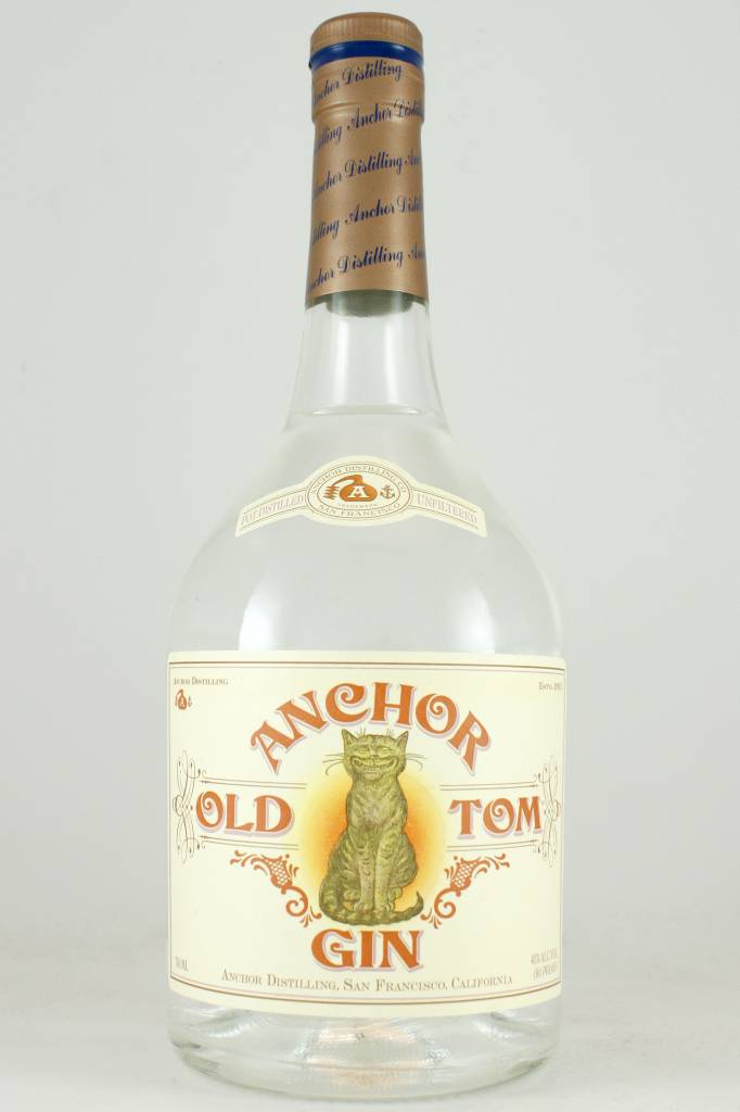 "Anchor ""Old Tom"" Gin"