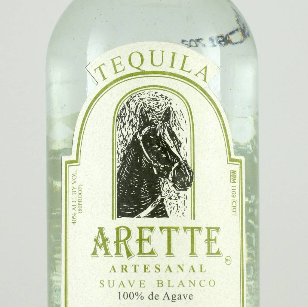 Arette Tequila Artesanal Suave Blanco