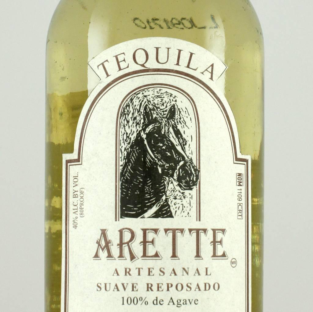 Arette Tequila Artesanal Suave Reposado