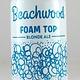 "Beachwood Brewing ""Foam Top"" Blonde, California - 12oz can"