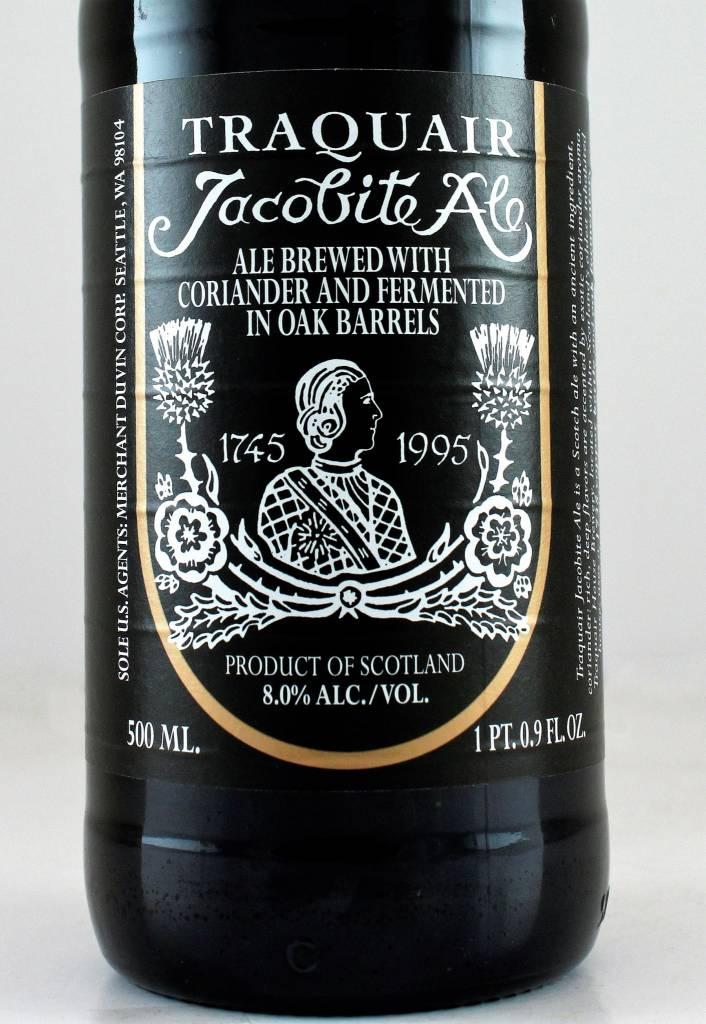 Traquair Jacobite Ale, Scotland