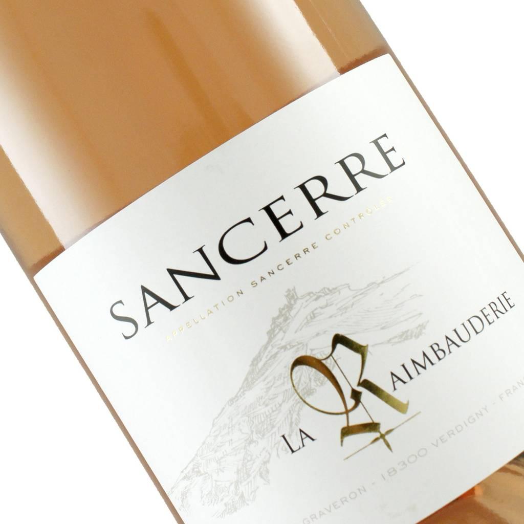 La Raimbauderie 2017 Sancerre Rose, Loire Valley, France