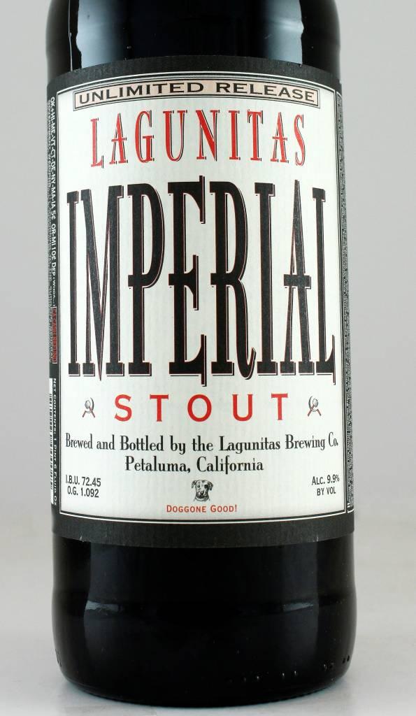 "Lagunitas Brewing ""Imperial Stout"" California - 22oz"