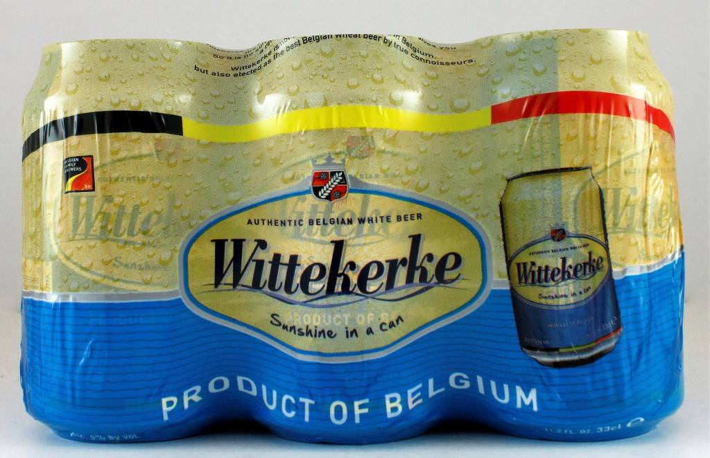 Wittekerke Belgian White Beer, Belgium
