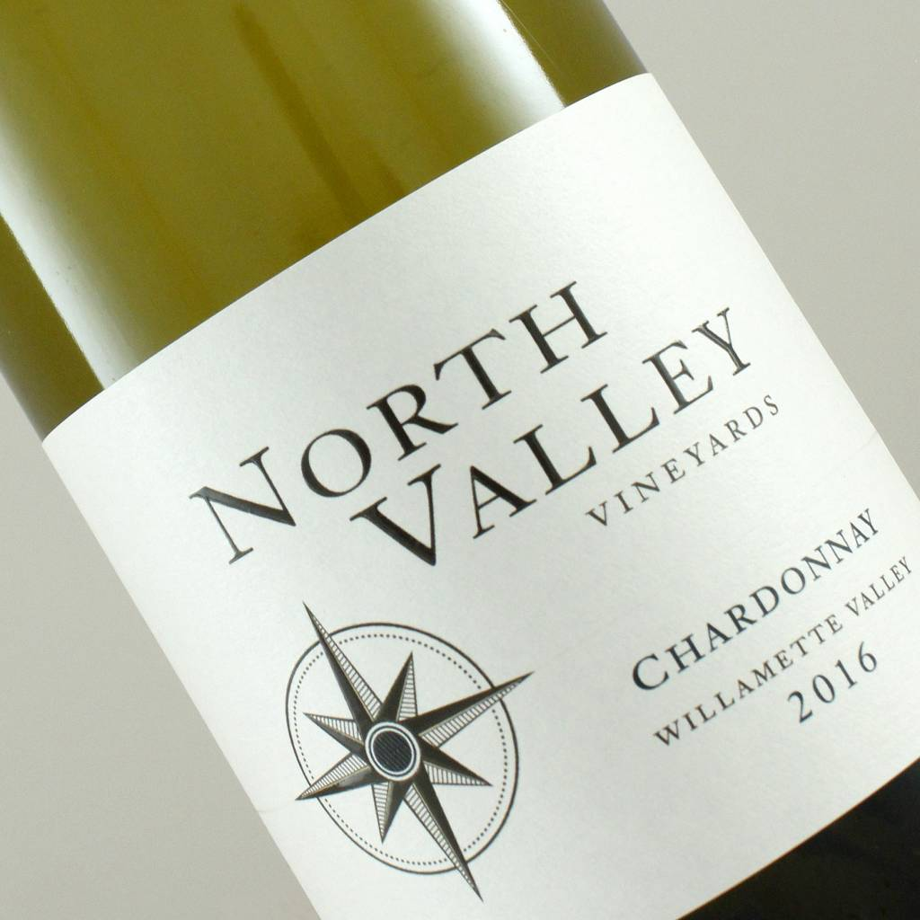 North Valley 2016 Chardonnay, Willamette Valley