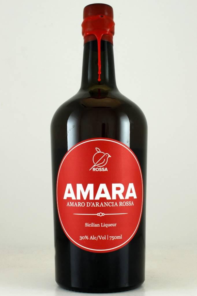 Amara Amaro D'Arancia Rossa, Sicily