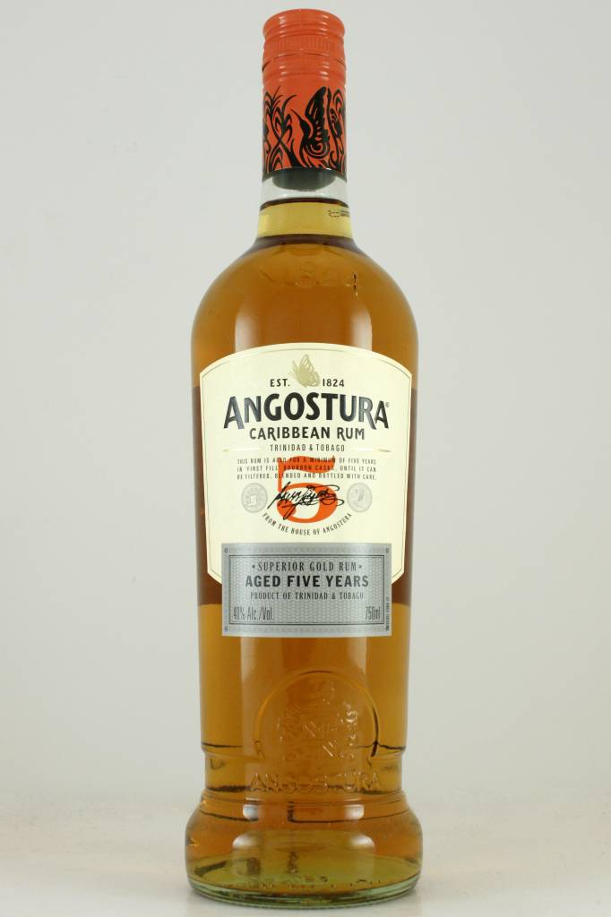 Angostura 5 Year Caribbean Rum