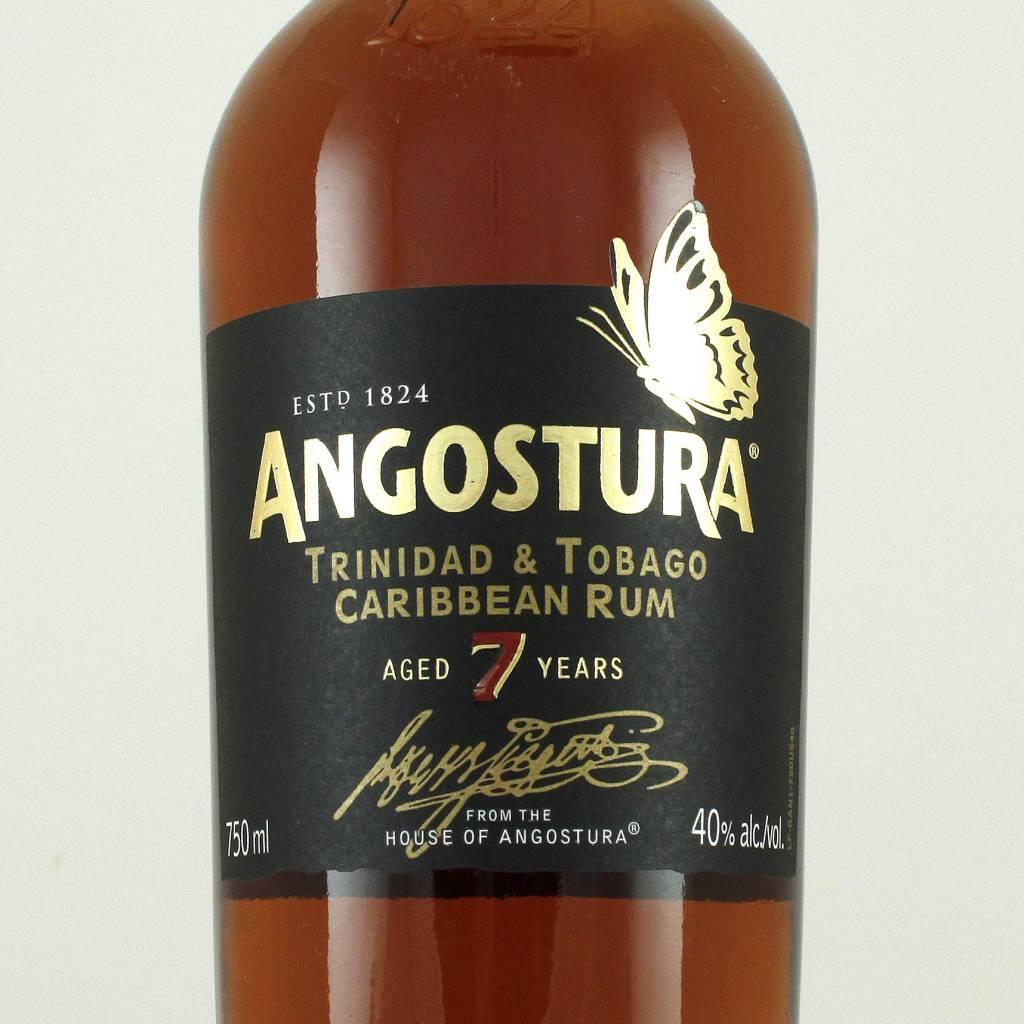 Angostura 7 Year Caribbean Rum