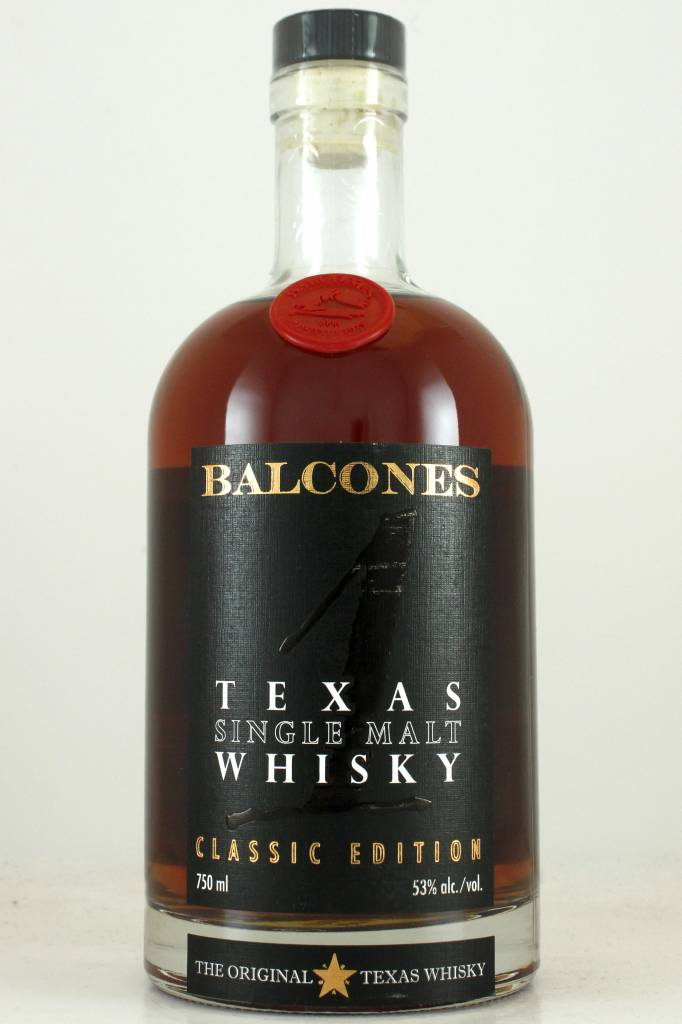 Balcones Single Malt Whisky Classic Edition, Texas