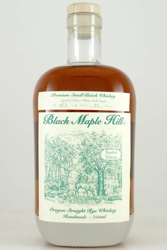 Black Maple Hill Oregon Straight Rye Whiskey