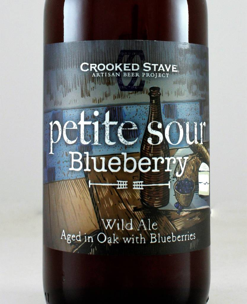 """Crooked Stave """"Petit Sour Blueberry"""" Sour"""