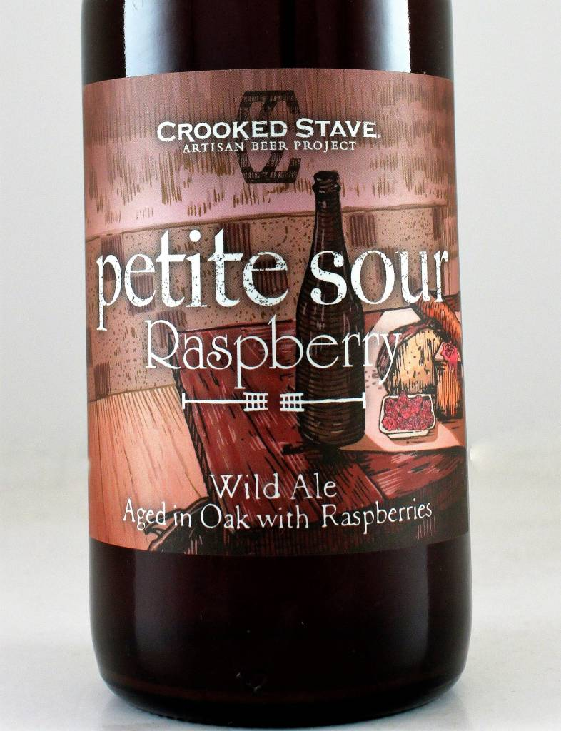"""Crooked Stave """"Petit Sour Raspberry"""""""