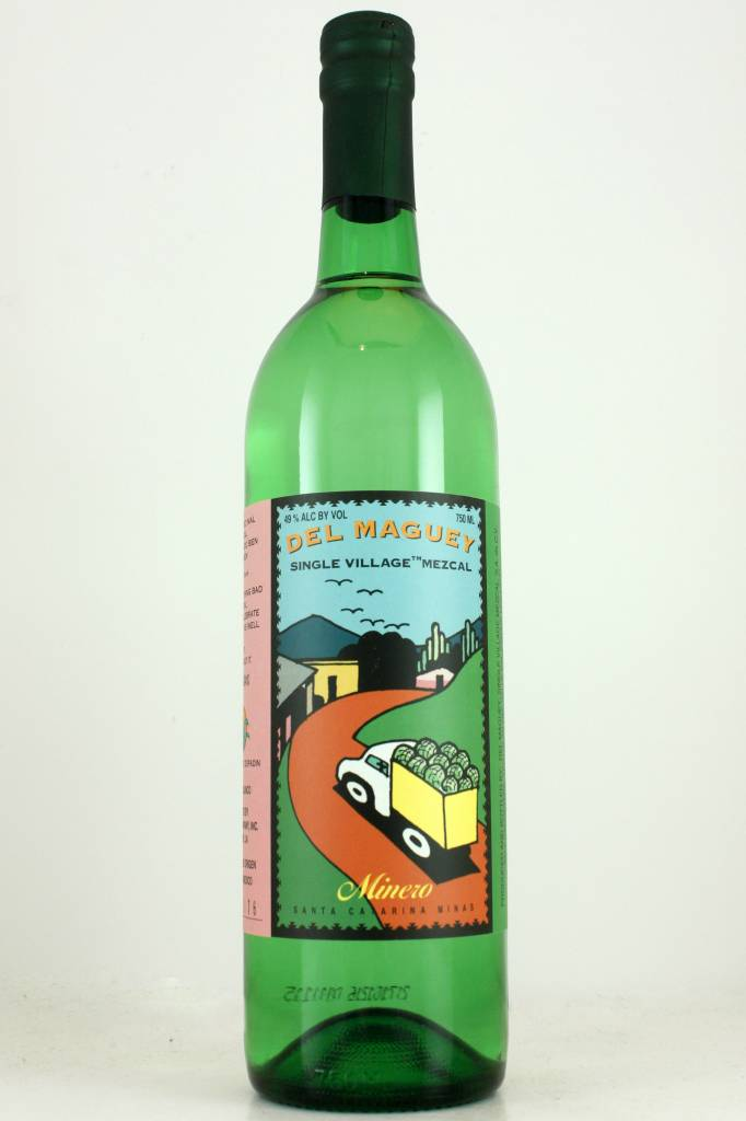 "Del Maguey Mezcal ""Minero"" Single Village"