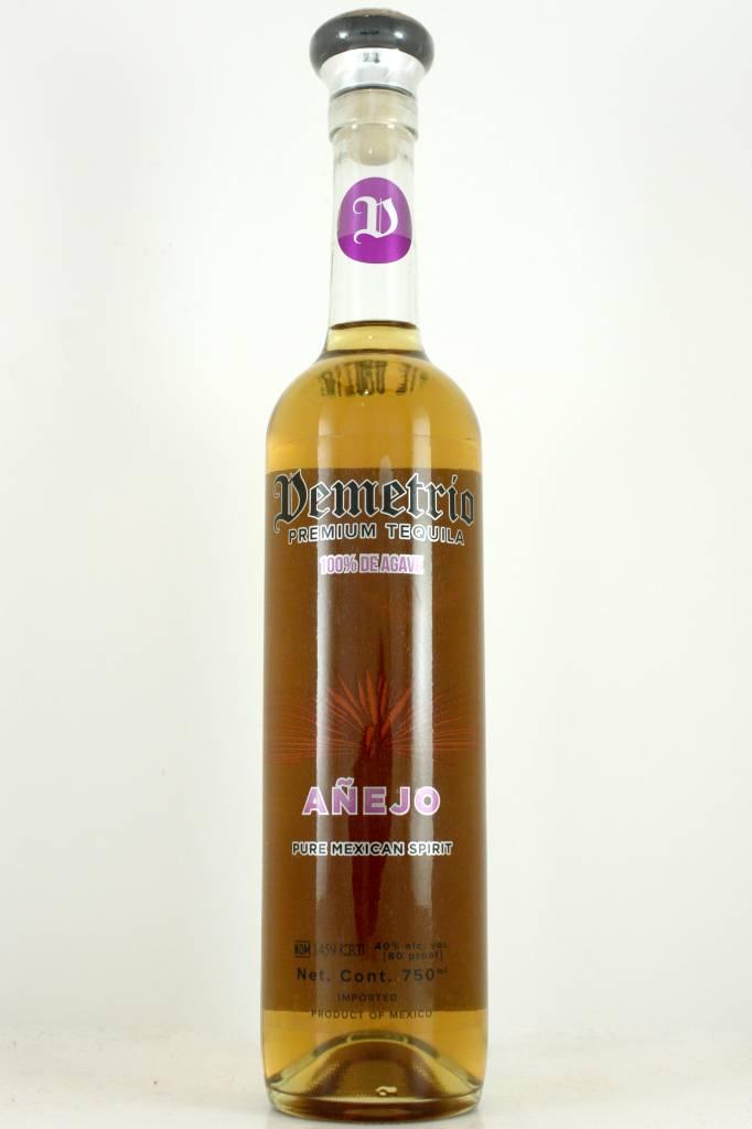 Demetrio Tequila Anejo