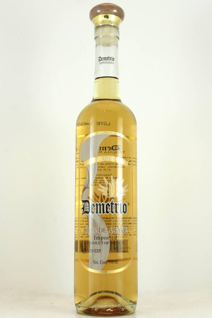 Demetrio Tequila Reposado