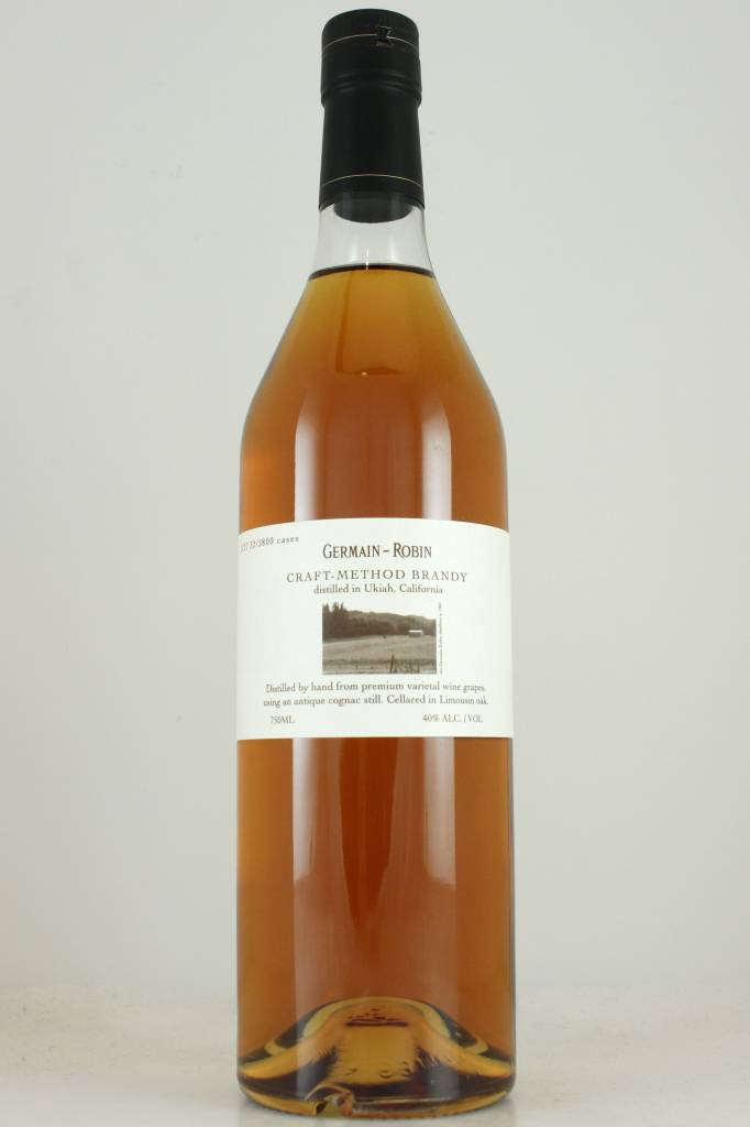 Germain-Robin Craft-Method Brandy, California