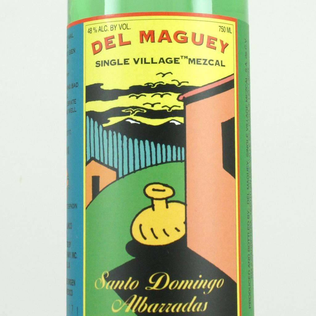 Del Maguey Santo Domingo Albarradas Mezcal, Oaxaca