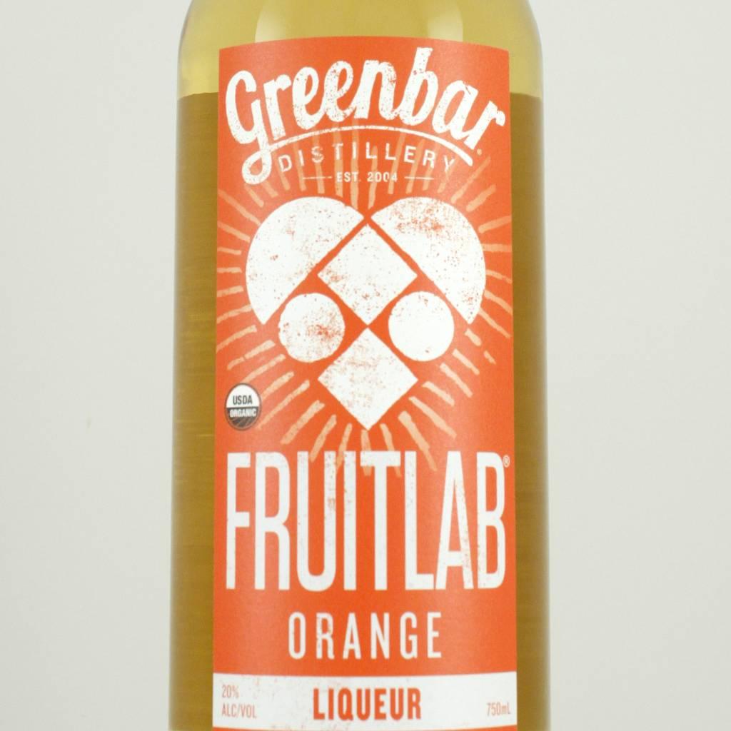 Fruitlab Orange Organic Liqueur