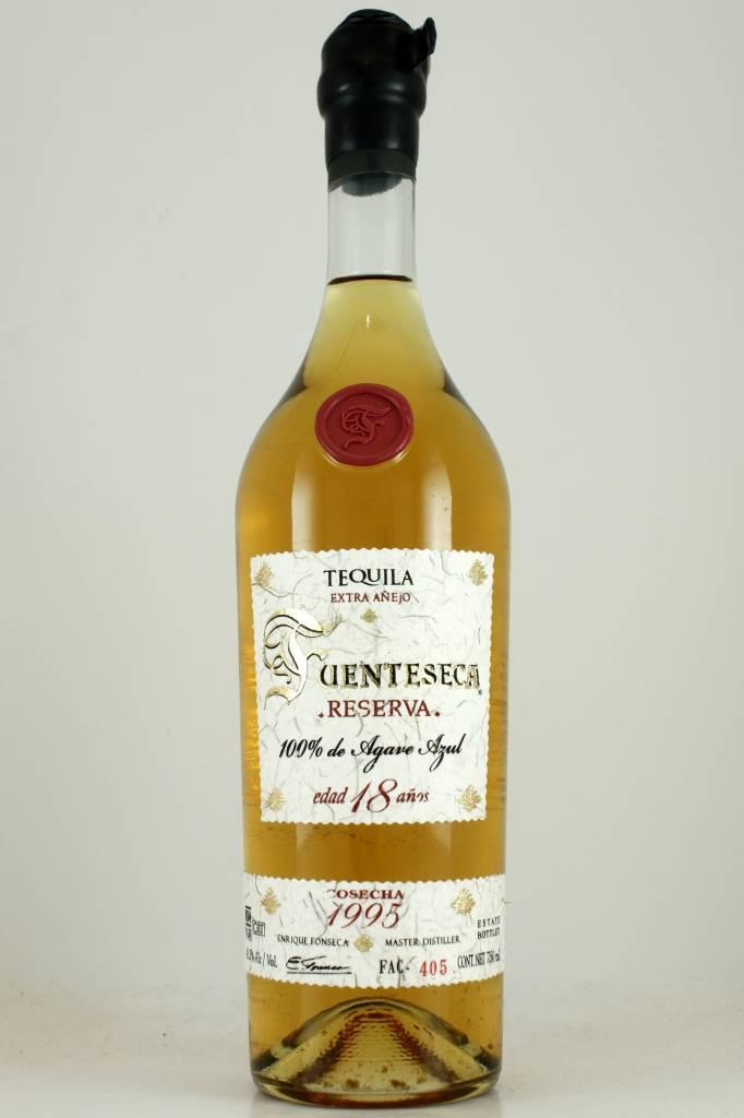 Fuenteseca 1995 Reserva Anejo Tequila