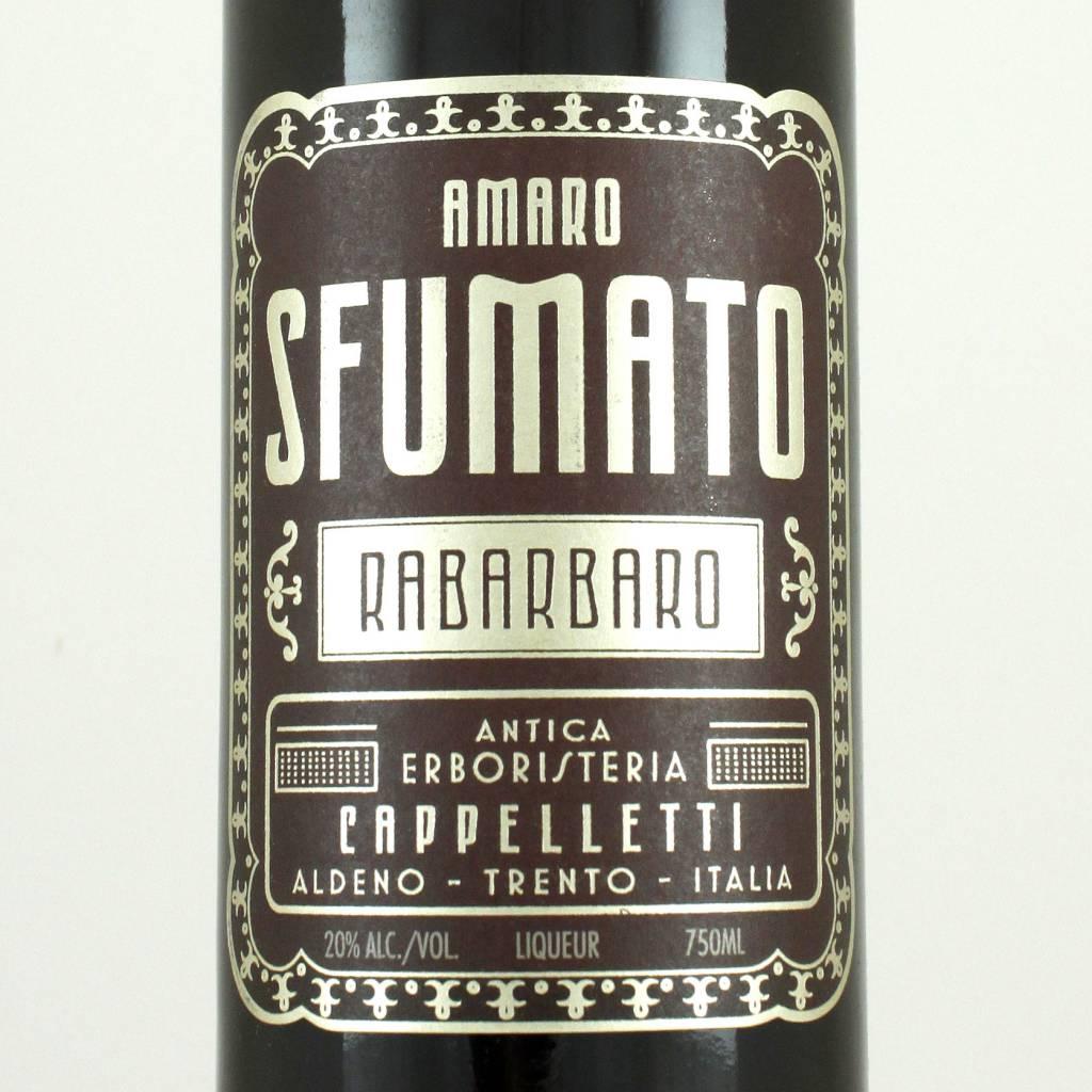 Cappelletti Amaro Sfumato Rabar