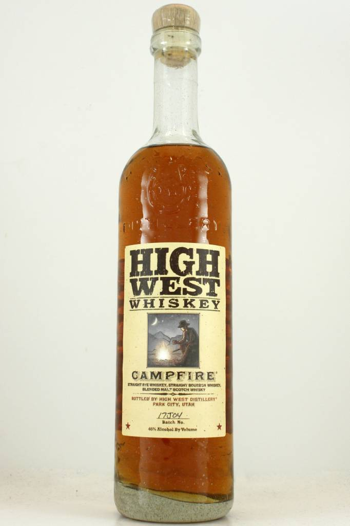 "High West Whiskey ""Campfire"""