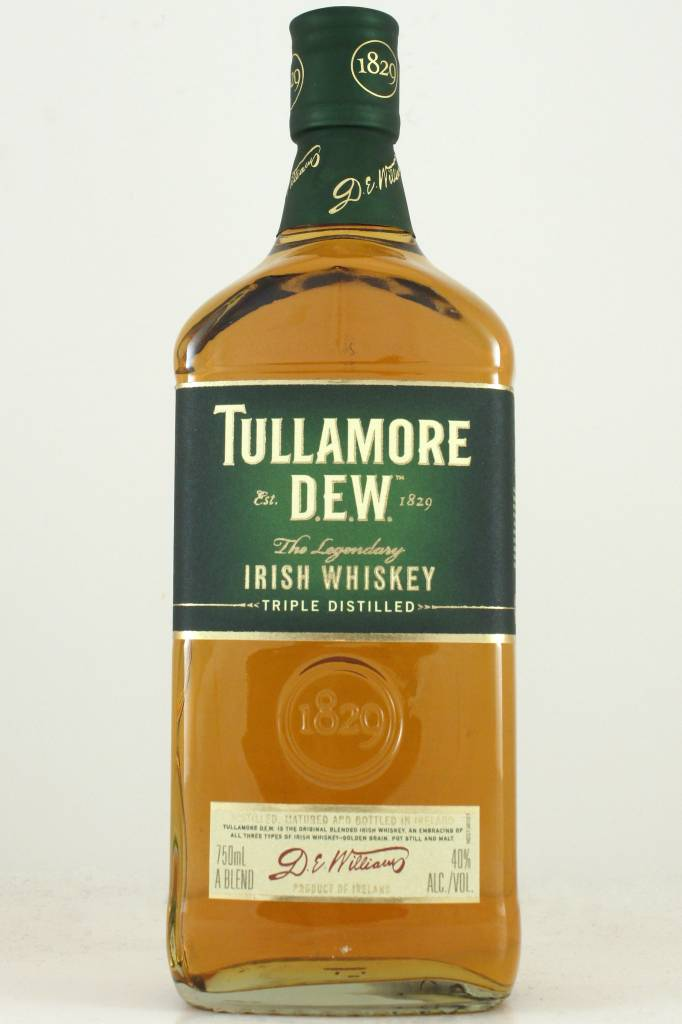Tullamore D.E.W. Irish Whiskey, Ireland