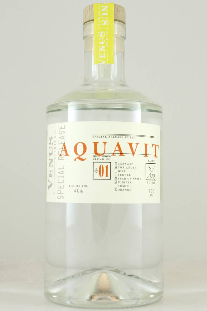 Venus Spirits Aquavit #01, Santa Cruz, California