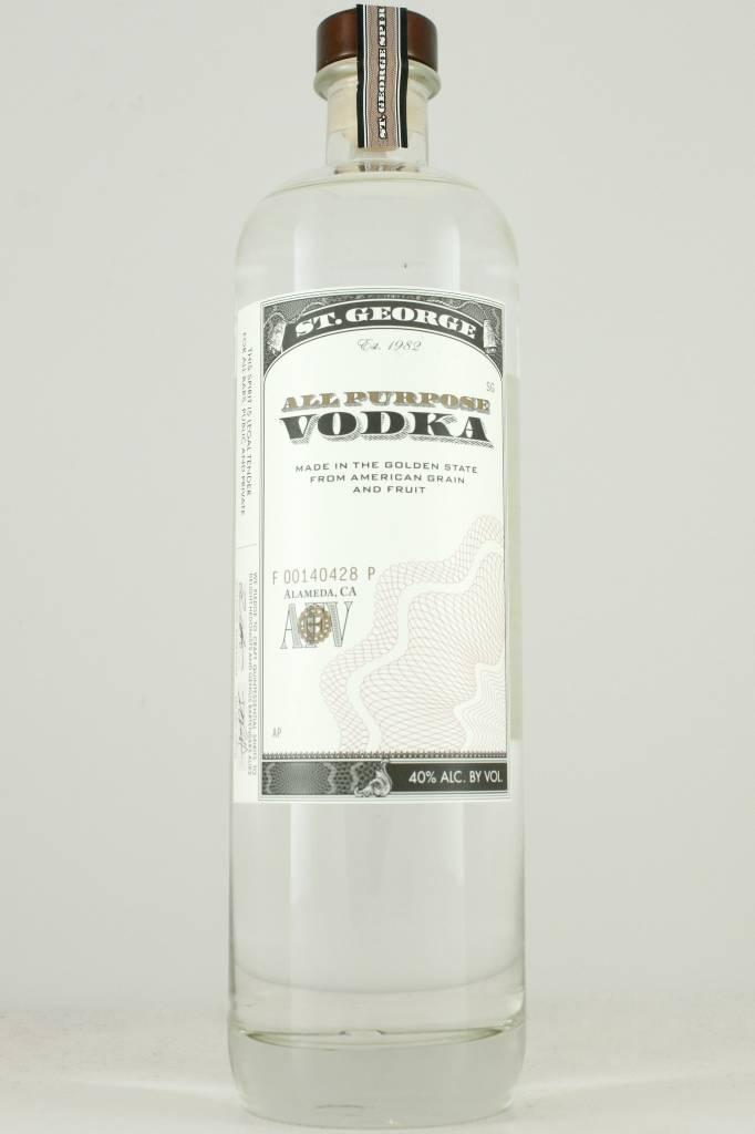 St. George All Purpose Vodka